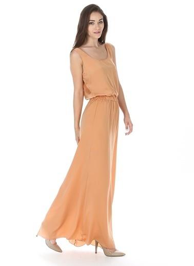 Vero Moda Vero Moda Uzun Kadın Elbise Sarı